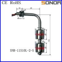 China SNR-11510L-2-S Horizontal Float Switch on sale
