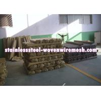 Quality Mesh 7 - 500 Stainless Steel Filter Screen , Customized Stainless Steel Mesh In for sale