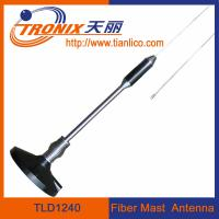 1 section fiber mast car antenna/ magnetic mount car antenna/ active radio antenna TLD1240 Manufactures