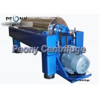 Oil Field Decanting Centrifuge / Drilling Mud Manufactures