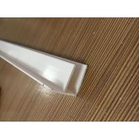 Colorful Waterproof PVC Extrusion Profiles F Style UV Protect 150G / M Manufactures