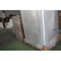 Buy cheap 12mic / 15mic Industrial Pallet Wrap With Superior Break Strength Transparent from wholesalers