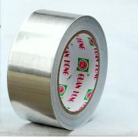 Cheap electric industry self adhesive aluminium foil tape with solvent adhesive for sale