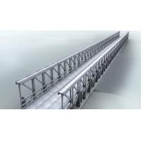 Delta Assembly Modular Steel Bridge Double Lane With Concrete Deck Manufactures