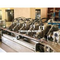 Buy cheap Automatic Single piece paper straw making machine from wholesalers