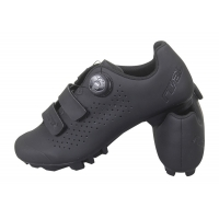 Autumn MTB Cycling Shoes Microfiber Mesh Independ Buckle Manufactures