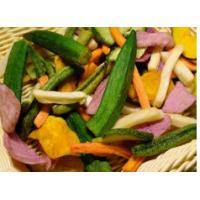 China Childern Health Daliy Food Vegetable Fruits Mixed Snacks Low Fat Carrot Contain on sale