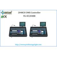 Pearl 2010 Lighting Control Console 2048 Channels DMX Controller for Stage Control System Manufactures