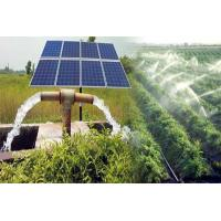 China Off Grid 1kw Solar Powered Generator / Residential Solar Panels For Water Pump on sale