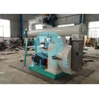 China Livestock Poultry Feed Pellet Machine / Chicken Food Making Machine 110kw on sale