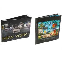 Quality Thick Foreign Art Book Printing Services Coated Gloss Paper Material for sale