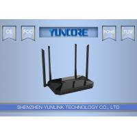 1200Mbps Gigabit Dual Band Wireless Router , 11ac Wifi Router MU - MIMO Support Beamforming Tech Manufactures