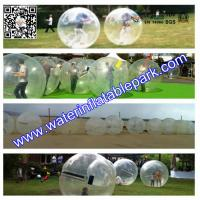 Popular Customized Inflatable Water Ball 1.0mm For Commercial Rental Manufactures
