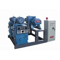 China rotary piston pump with roots booster vacuum drainage system on sale