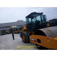 Full Hydraulic Vibratory Compactor Road Roller XS163 With Engine 125kw Manufactures