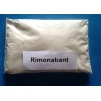 Buy cheap Rimonabant ACOMPLIA Pharmaceutical Raw Materials CAS 168273-06-1 Weight Loss from wholesalers