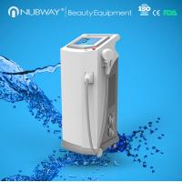 Strong Power!!! 808nm Diode Laser Hair Removal Machine With CE Approved Manufactures
