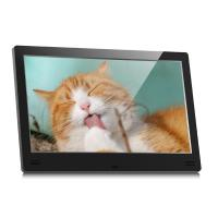 1080P HD LCD Digital Photo Frame With HDMI AV Input High Video Loop Play Manufactures