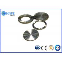 Forged Spec Blind Flange ASTM SB564 Nickel 200 UNS No. N02200 For Industry Manufactures