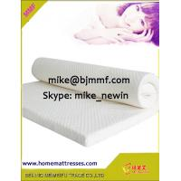 China Health Care Rollable Vacuum Compressed Latex Mattresses Manufactures