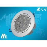 12 Watts LED Ceiling Downlights 6500K Led Ceiling Lamps For Hotel Manufactures
