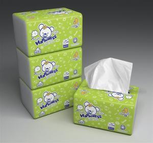 Plastic Bag Facial Tissue Paper Manufactures