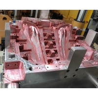 Headlamp Panel and HRS Hot Runner Plastic Auto Parts Injection Mould Manufactures