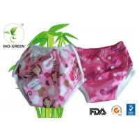 Reusable Breathable Bamboo Training Pants For Boys Customized Size And Color Manufactures