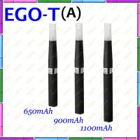 Promotion Product Electronic Cigarette Cartridge 5 Pcs EGo T E Cigarette With Gift Packing Manufactures