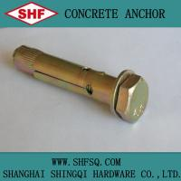China Hex head anchor bolt on sale