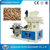 Biomass pellet machine biomass fuel pellet machinery 1-1.5 ton per hour Manufactures