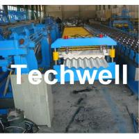 Corrugated Sinusoidal Sheet Roll Forming Machine, Corrugated Sheet Making Machine