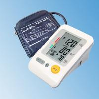 Upper Arm Sphygmomanometer Electronic Blood Pressure Digital Monitor LCD Display Manufactures