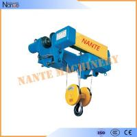 Cheap Construction Electric Wire Rope Hoist Wire Rope Pulling Hoist 440V/380V for sale