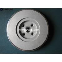 GJ90 TOYOTA Turbocharger Backplate / Sealplate with Aluminum Material Manufactures