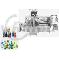Automatic Bottles Filling and Sealing Machine (RNGF) Manufactures