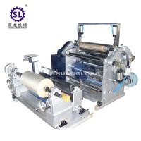 PLC Control Automatic Slitting Machine for Paper Straw Paper Manufactures