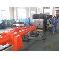 China OEM Miter Gate Double Acting Hydraulic Cylinder QRWY Hydraulic Hoist on sale