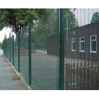 Anti-cut Wire Mesh Fence 12.7mm X 76.2mm Hot dipped galvanized Manufactures