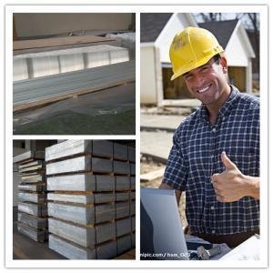 Mill Finish Color 3003 Aluminum Sheet Metal / Custom Aluminium Sheeting Products Manufactures