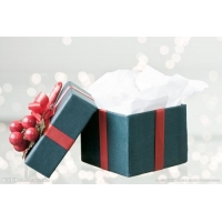A3 8 Open 420mm×297mm Christmas Paper Gift Boxes Manufactures