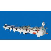ZH-800G / 880G / 1000G Automatic Folder Gluer Carton Packaging Machine For Packaging Box Manufactures