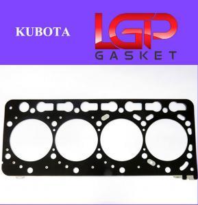 China KUBOTA L3408 D1703 L4508 V2003 V2607 V3300 V3800 V3307 D1105 V1505 V1305 3D72 D722 Z482 Z602 Head Gasket on sale