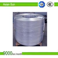 9.5mm Aluminum Wire Rod for Electrical Cable Purpose Manufactures
