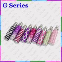 650Aah Luxury Ego G Series E Cig Battery With 510 Thread Atomizer , 3H - 5H Manufactures