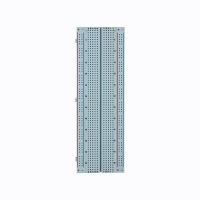 830 Point  Full Size Blue Breadboard to Develop DIY  with blue and red contacts Manufactures