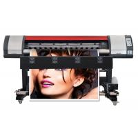 China 6 Feet Wide Car Wrap Eco Solvent Printing Machine , Vinyl Photo Inkjet Plotter on sale