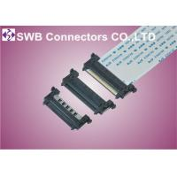 China Female Wire to Board LVDS Connectors 0.5mm for Computer / MFP Related Equipments on sale