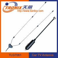 interior windscreen mount tv car antenna/ 1 section mast car radio antenna TLG7061 Manufactures
