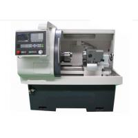 China Household Metal Drill Machine , Small CNC Lathe Machine For Mini Machine Tools on sale